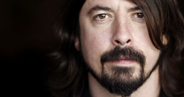 Dave Grohl's beard