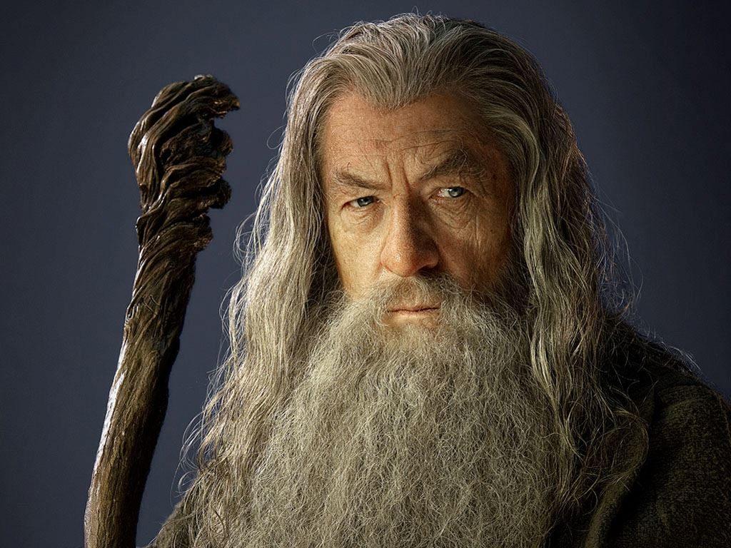 Gandalf's beard