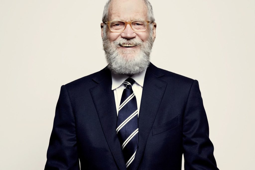 Late night king David Letterman
