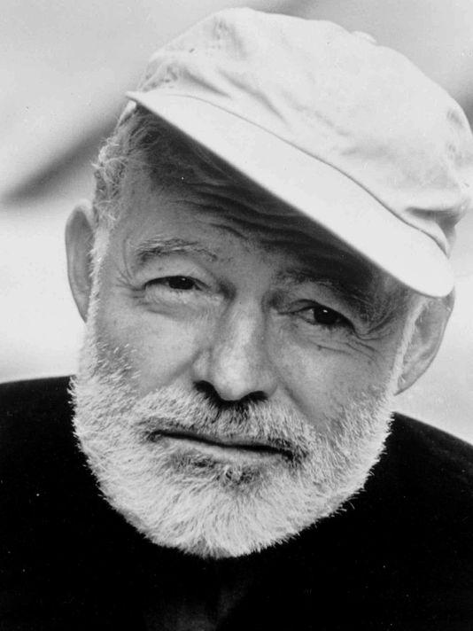 Ernest Papa Hemingway