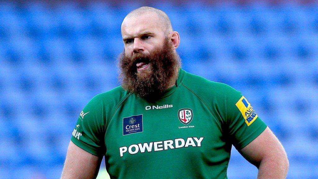 Rugby star Geoff Cross