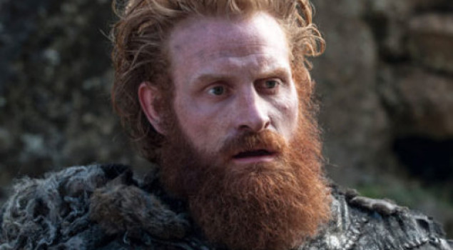 Actor Kristofer Hivju