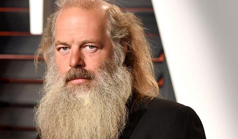 Rick Rubin's beard
