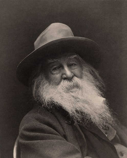 American poet Walt Whitman